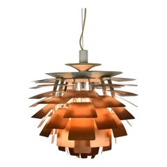 PH Artichoke Pendant by Poul Henningsen for Louis Poulsen, Denmark, 1950s