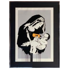 Banksy Toxic Mary unsigned