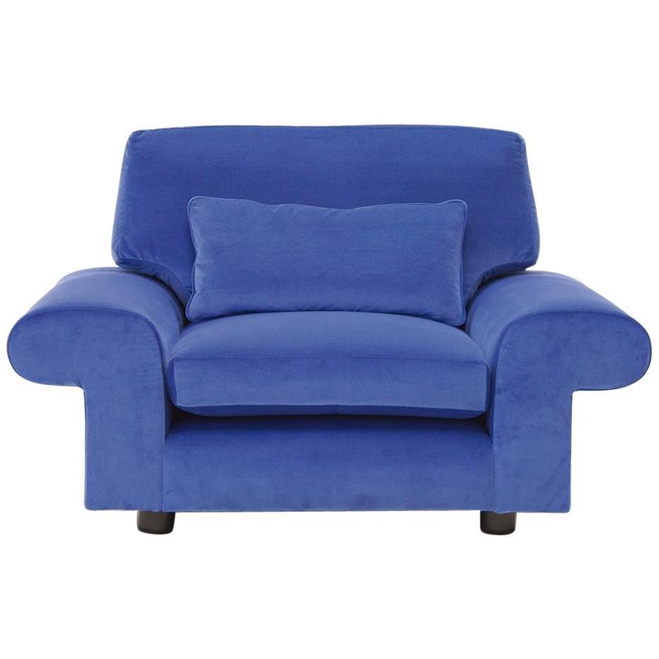 Bahamas Velvet Armchair