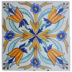 1 of the 311 Handmade Antique Ceramic Iles by Devres, France, 1910s