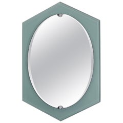 Fontana Arte Italian Midcentury Mirror