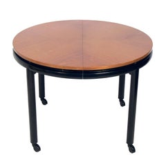 Asian Influenced Dining Table by Michael Taylor for Baker