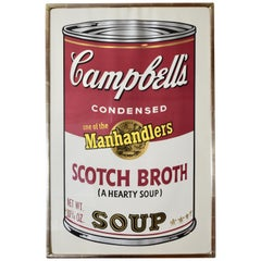 Andy Warhol, Scotch Broth, Campbell´s Soup II, 1969