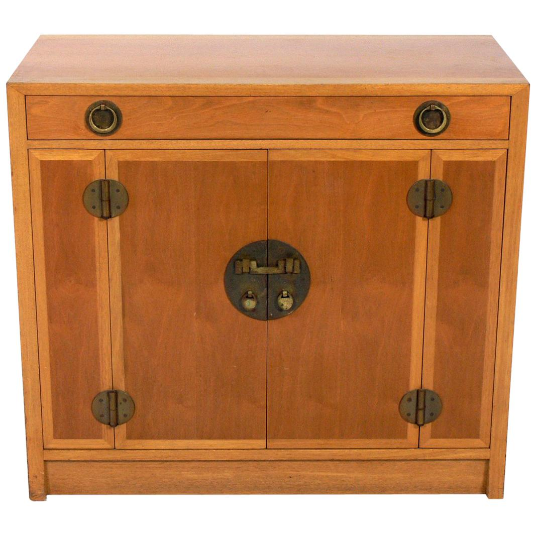 Asian Influenced Credenza or Cabinet by Dunbar