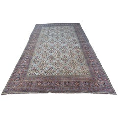 Massive Fine Antique Khorassan Carpet, 1890