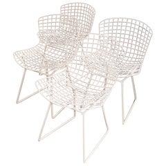 Set of 4 Knoll Bertoia Chairs