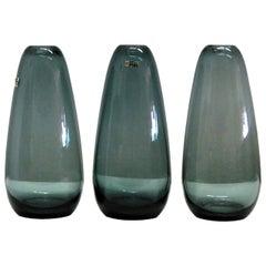 "Wilhelm Wagenfeld ""Turmalin"" Vases"