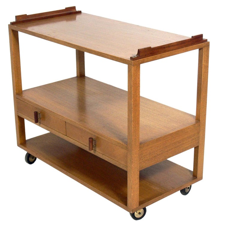 Dunbar Bar Cart For Sale