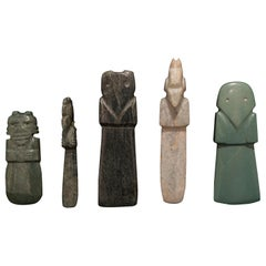Jade Celts and Figures