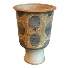 Frank Willett Studio Pottery Planter or Vase