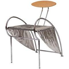 "Rare Massimo Iosa Ghini 1987 Italian Design Chair ""Velox"" Original, 20th Century"