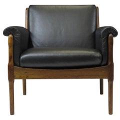Torbjørn Afdal Rosewood Lounge Chairs