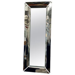 Fiam Caadre Wall Mirror Designed by Philippe Starck