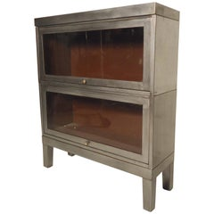 Restored Stacking Barrister Bookcase