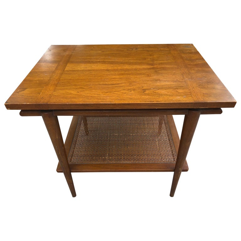 Rectangular Coffee Table from John Widdicomb, 1950s For Sale