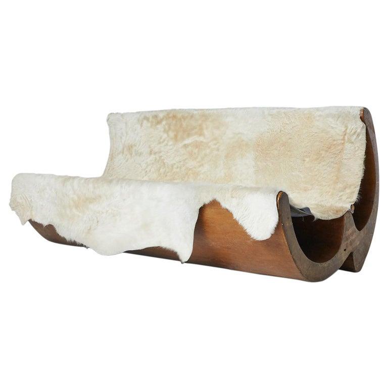Jose Zanine Caldas Sofa For Sale