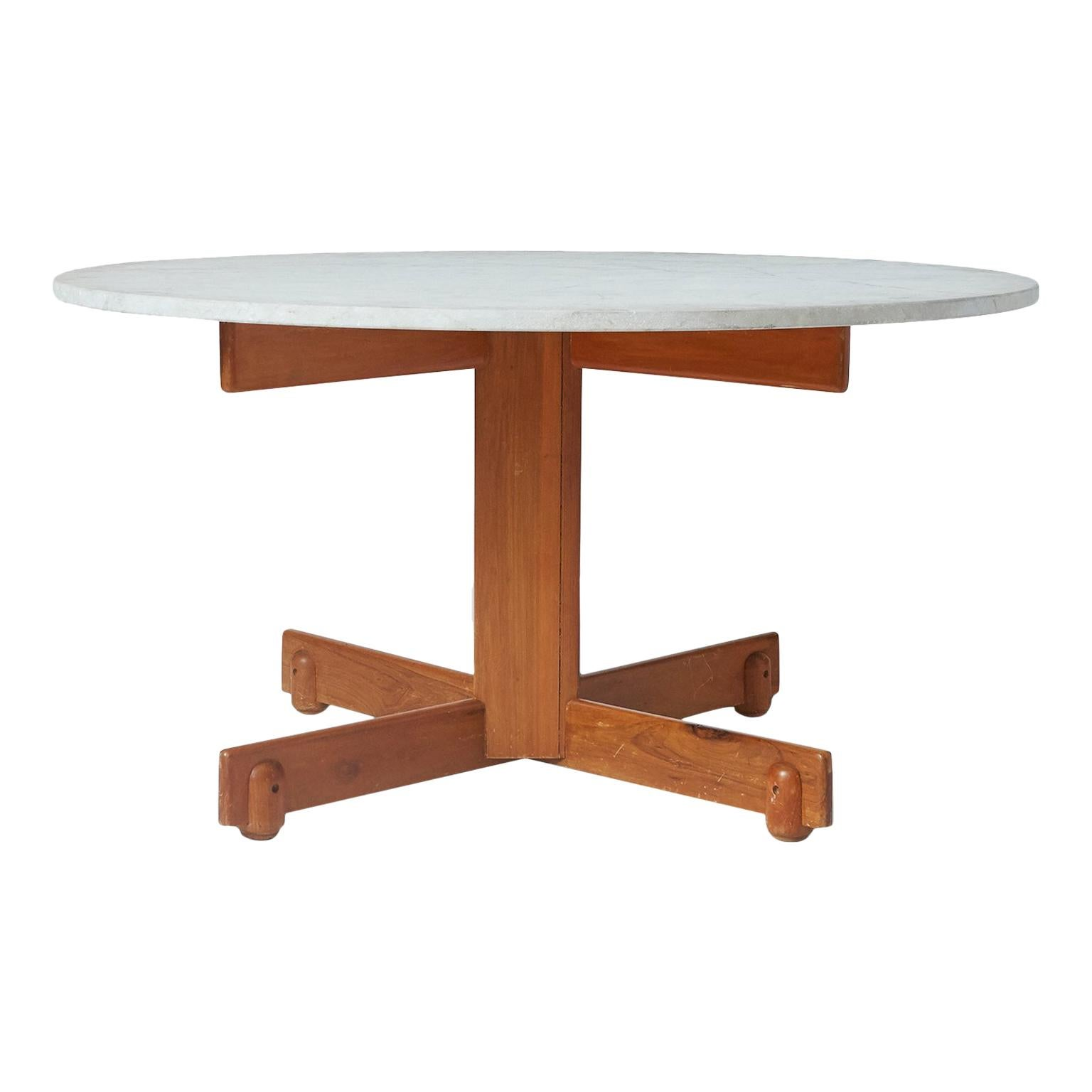 """Sergio Rodrigues """"Alex"""" Dining Table"""