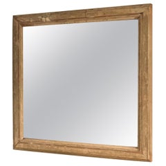 Gustavian Mirror Late 18th Century
