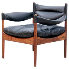 Kristian Vedel Modus Lounge Chair by Soren Willadsen, 1963, Denmark
