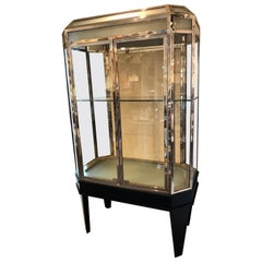 Chanel Boutique Display Case or Vitrine, Two Available