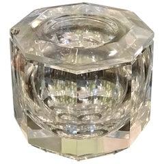 Huge Mid-Century Modern Lucite Ice Bucket