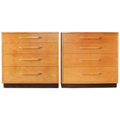 Dressers by Eliel Saarinen and Pipsan Saarinen Swanson