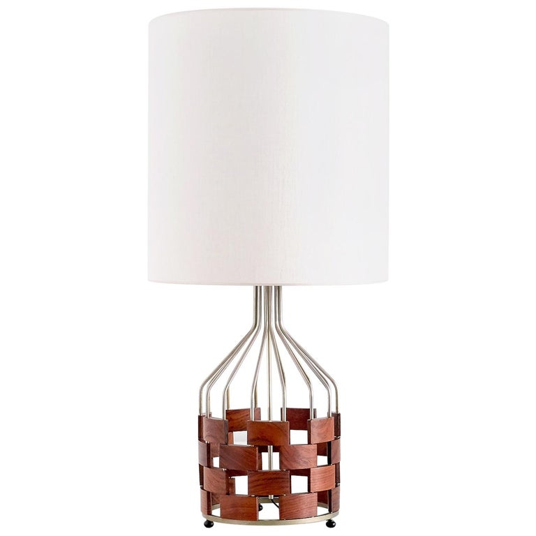 Large Maurizio Tempestini Table Lamp for Casey Fantin, Florence, 1961 For Sale