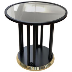 Wittmann Fledermaus Table Designed by Josef Hoffmann