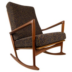 Ib Kofod-Larsen´s Rocking Chair from 1962