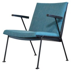 Wim Rietveld Oase Chair model 1401 for Dutch firm Gispen