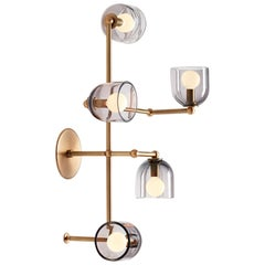 Parallel Sconce Made to Order by Lightmaker Studio