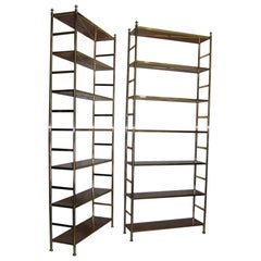Tall Étagère or Bookcase Designed by Billy Baldwin, for Cole Porter