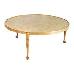 Walnut and Burled Wood 2139 Table by Josef Frank for Svenskt Tenn, 1948