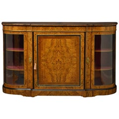 Superb Quality Victorian Credenza
