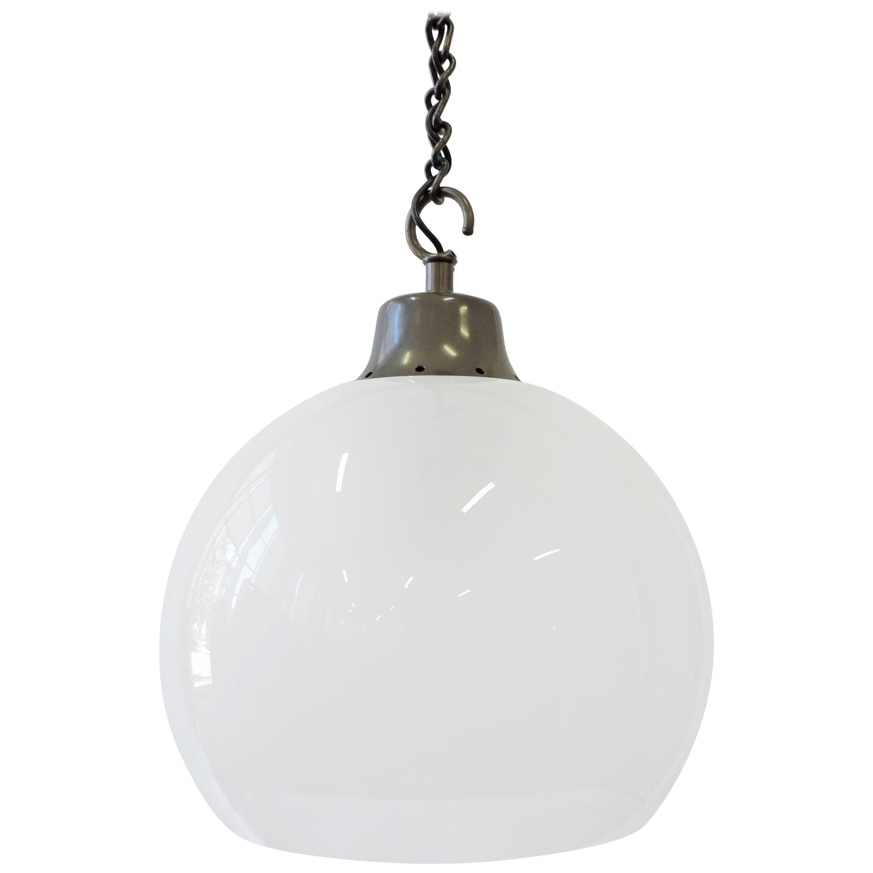 Luigi Caccia Dominioni LS10 Ceiling Lamp for Azucena, Italy, 1960s