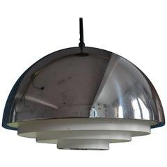 "Midcentury Ceiling Lamp ""Milieu"" by Jo Hammerborg for Fog & Mørup"