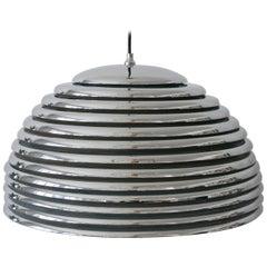 Extra Large Midcentury Saturno Pendant Lamp by Kazuo Motozawa for Staff Leuchten