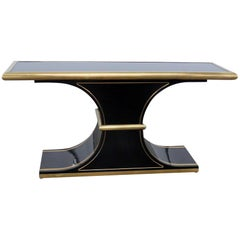 Mastercraft Art Deco Console Table