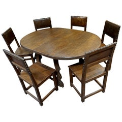 Spanish Table and Chairs Set