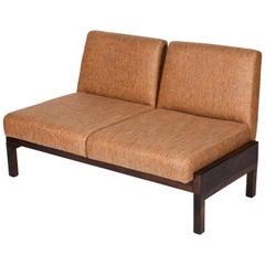2-Seat sofa Midcentury Brazilian Center Table, 1960´s