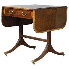 Regency Period Drop-Leaf Sofa Table