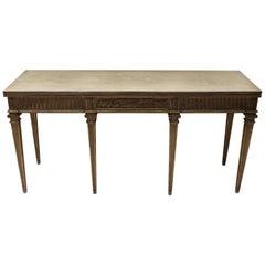 Maison Jansen Directoire Style Console Table