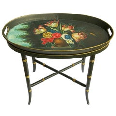 Maitland-Smith Removable Tray Table