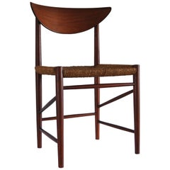 Dining Chair by Peter Hvidt & Orla Mølgaard-Nielsen for Søborg Møbelfabrik, 1956