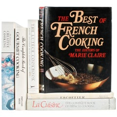 Collection of Six Gourmet Cook Books