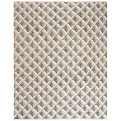 Contemporary Flat Weave Rug