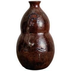 Ceramic Head Jar by Cathrine Raben Davidsen