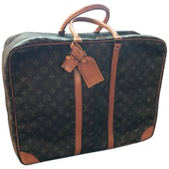 6af54389e102 Louis Vuitton Monogram LV Sirius 50 Luggage Bag