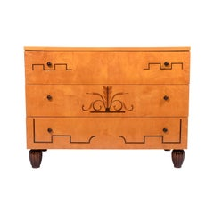 1930's Swedish Grace Chest of drawers