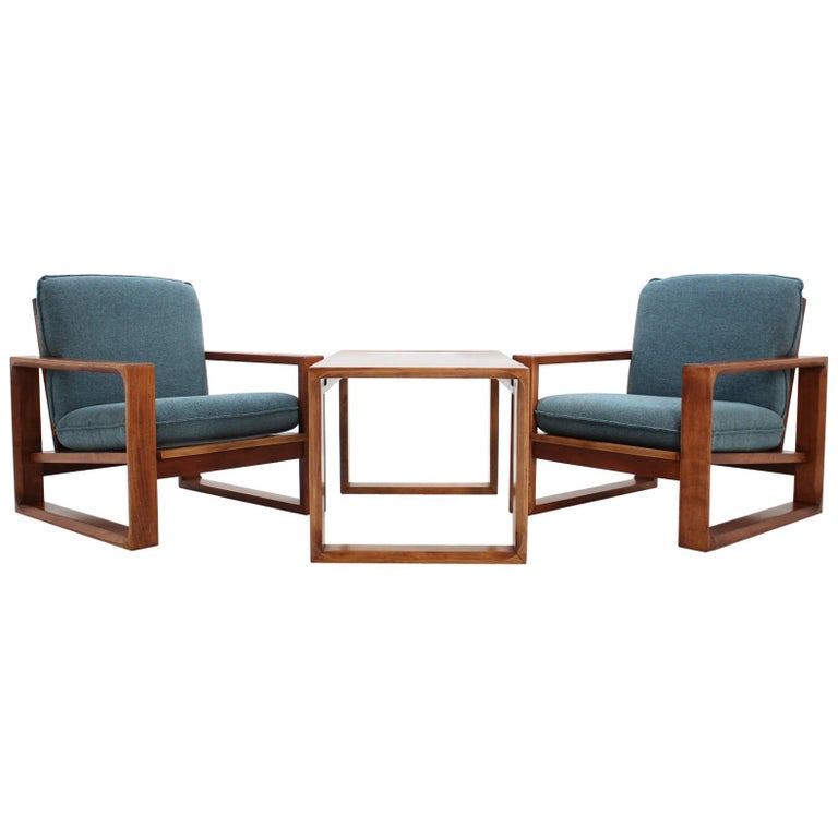 1970s Lounge Set from Miroslav Navratil For Sale